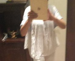Aniston Oversize Bluse gr s