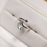 ANKE Accessoires Art Silver Ring silver-colored
