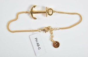 Anker 925 silber Armband gold Silberarmband sterling Marine Maritim