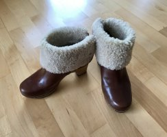 Ankle Boots in Cognac-Braun von UGG Australia