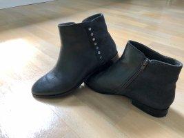 Ankle Boots#Nieten#Leder