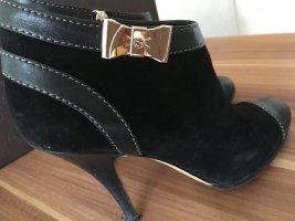 Gucci Low boot noir-doré