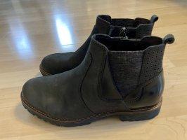 Ankle Boots Tamaris blau