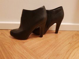 Aldo Ankle Boots black leather
