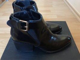 Buffalo Botas de tobillo negro