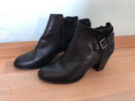 Ankleboots#Leder