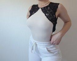 Ann Christine Kanten blouse veelkleurig