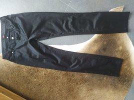 Ann Christine Drainpipe Trousers black