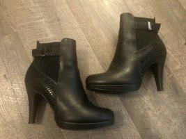 Anna Field Slip-on laarzen zwart