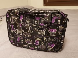 Anna Sui Canvas Bag multicolored