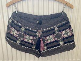O'neill Hot pants multicolore Cotone