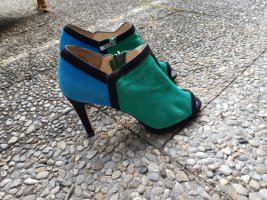 Anne Klein High Heels multicolored leather