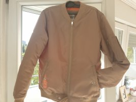 Giacca softshell color cammello