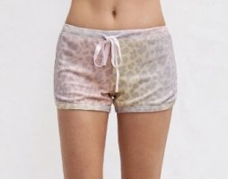 Anthropologie Shorts multicolored polyester