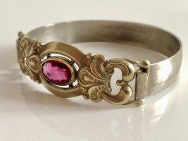 Antik Original Jugendstil Art Déco Armband gold silber Silberarmband edel stein