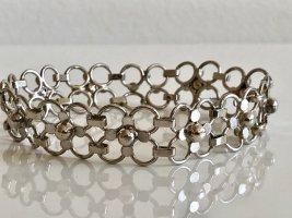 Antik Silberarmband Art Deco 935er Silber Armband  ❤️