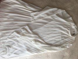 Antonello Serio Chiffon Dress white-natural white