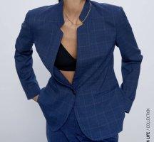 Zara Costume business bleu foncé