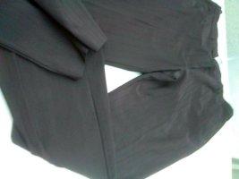 Heine Pantalone Marlene grigio scuro-marrone scuro Cotone