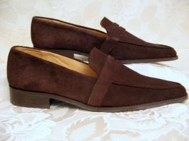 Apart Loafers bruin Suede