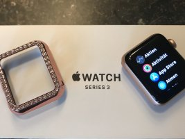 Apple Self-Winding Watch rose-gold-coloured