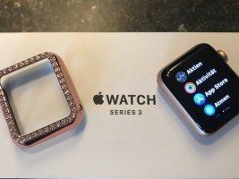 Apple Montre automatique or rose