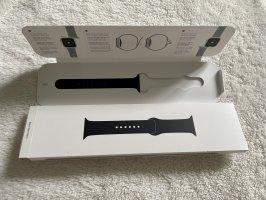 Apple Reloj digital negro