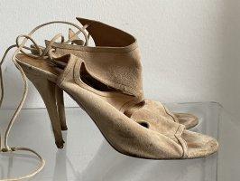 Aquazzuro Schuhe beige Gr. 38
