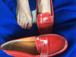 ara Slip-on Shoes red