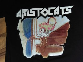 Aristocats Disney EMP Shirt 34-36 34 (S) wie NEU