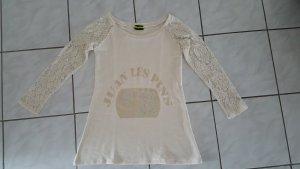 Arlette Kaballo Sweat Dress cream cotton