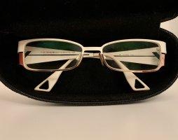 Armani Glasses white-gold-colored