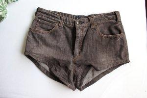 Armani High waist short veelkleurig Katoen