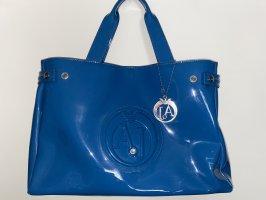 Armani Jeans Handbag blue-light blue