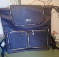 Armani Jeans Pouch Bag dark blue