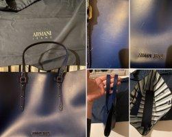 Armani Jeans Handtasche in blau