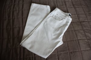 Armani Jeans in weiss, Gr. 31