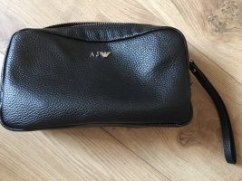 Armani Jeans Travel Bag black