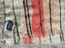 Armani Jeans Knitted Scarf multicolored