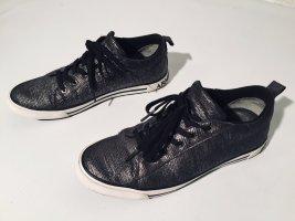 Armani Jeans Sneaker 38 grau-silber