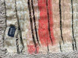Armani Jeans Summer Scarf multicolored