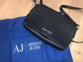 Armani Jeans Sac bandoulière noir