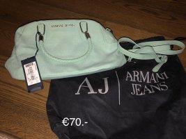 Armani Jeans Bowling Bag turquoise