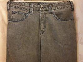Armani Jeans Pantalon cinq poches gris-gris anthracite