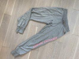 Armani Spodnie dresowe Wielokolorowy