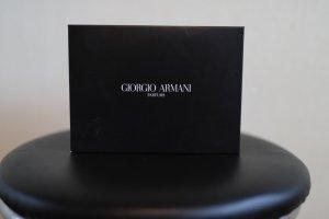 Armani Trousse cosmétique noir tissu mixte