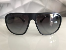 Armani Oval Sunglasses anthracite-black
