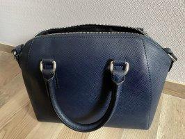 Armani Jeans Handbag dark blue-blue