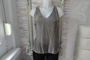 Armani Exchange A-lijn top camel Polyester