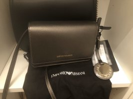 Armani Crossbody bag green grey